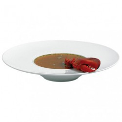 ASSIETTE A RISOTTO/PATES RINGS 22 CM