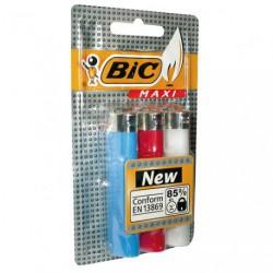 BRIQUET BIC J26 MAXI STAND.X3   807977