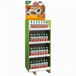 STOP INSECTES PIST.500ML BOX DE 96