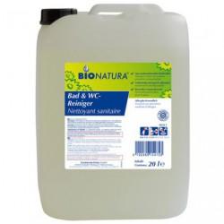BIONATURA NETTOYANT SANIT.20L   515476