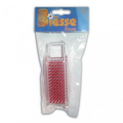 BROSSE ONGLE 2 FACE CRYST.        4623