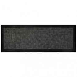 TAPIS ANTIFATIGUE GRIS METAL 45X120CM