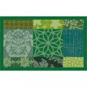 TAPIS ABSORBANT GRAPH.50X76 PATCH.VERT