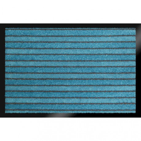 TAPIS ABSORBANT BRIOMAT TURQUOISE 60X8