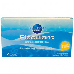 SACHETS FLOCULANTS (4X125)500G 8009043