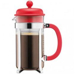CAFETIERE BODUM CAFFETTIERA 8T ROUGE