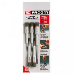 TOURNEVIS MICROTECH 5P.FACOM SC MTJ5PG