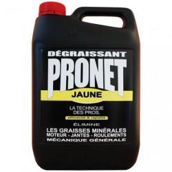 PRONET DEGR.MECANIQUE JANTE JAUNE   5L