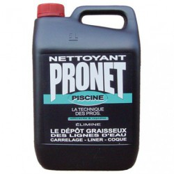 PRONET NETT.PISCINE LIGNE EAU       5L
