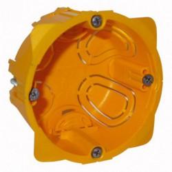 BATIBOX 1P D.67 40MM PLAQUE DE PLÂTRE