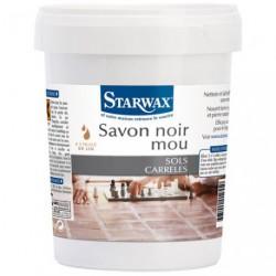 SAVON NOIR MOU 1KG                1255