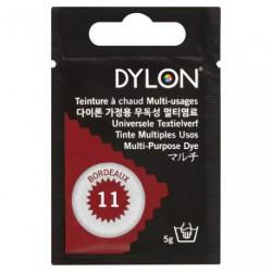 TEINT.DYLON TS TISSUS BORDEAUX    8011