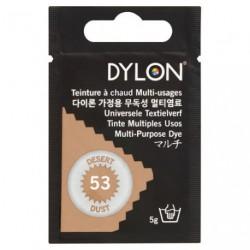 TEINT.DYLON TS TISSUS BEIGE DESER.8053