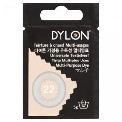 TEINT.DYLON TS TISSUS BEIGE RENE  8022