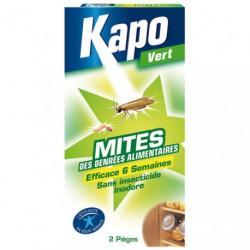 KAPO PIEGE MITE ALIMENTAIRE  X2   3157