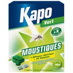 KAPO MOUSTIQ.DIFFUSEUR 100% VEGETAL