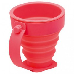 TASSE SILICONE RETRACTABLE 20CL     /P