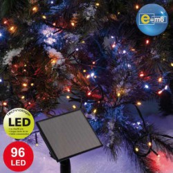 GUIRLANDE SOLAIRE 96 LED