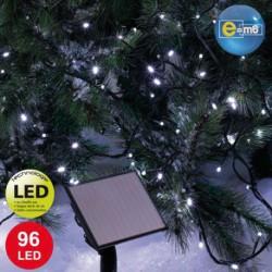 GUIRLANDE SOLAIRE 96 LED-LED BL