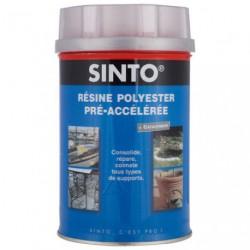 SINTO RESINE BOITE 500ML