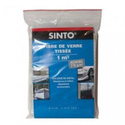 SINTOTISSU FIBRE DE VERRE TISSEE 1M2