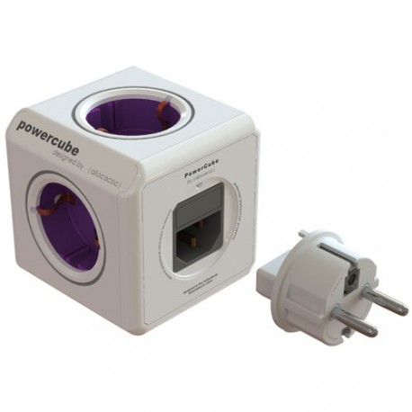 CUBE 4 PRISES 16A + 2 USB VOYAGER