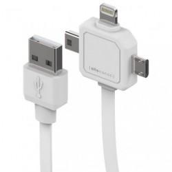 CABLE DE CONNEXION USB UNIVERSEL