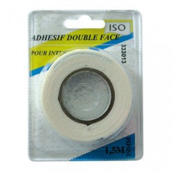 DOUBLE FACE FIXETOUT 19MM 1M50      BL