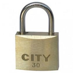 CADENAS CITY 30 LAITON 2 CLES SC