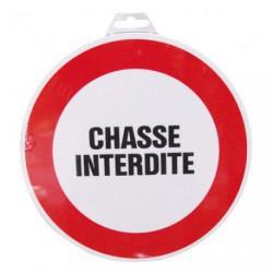 DISQUE CHASSE INTERDITE D.300MM