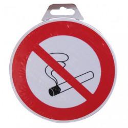 DISQUE DEFENSE DE FUMER   D.180MM