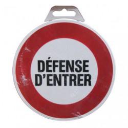 DISQUE DEFENSE D'ENTRER   D.180MM