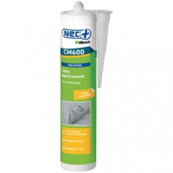 MASTIC AGENCEMENT BLANC 310ML CM600