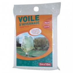VOILE HIVERNAGE 2M X10M