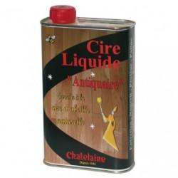 CIRE LIQ.CHATEL.JAUNE NATUR.0.5L 22011