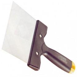 COUTEAU A ENDUIRE INOX 10 PLAST.R.546