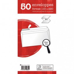 ENVEL.AUTOCOLL.S/FILM X50 110X220