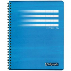 CAHIER SPIRAL PM 100PAGES SEYES