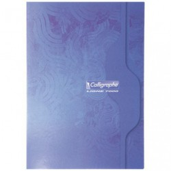 CAHIER DEVOIR GM  96PAGES SEYES   7123