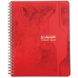 CAHIER SPIRAL PM 100PAGES 5X5