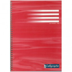 CAHIER SPIRAL GM 100PAGES SEYES