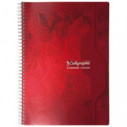 CAHIER SPIRAL GM 180PAGES SEYES