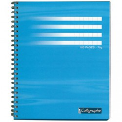 CAHIER SPIRAL PM 180PAGES SEYES