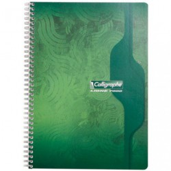 CAHIER SPIRAL GM 100PAGES 5X5