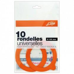 RONDELLE UNIVERS. LE PARFAIT D100 X10