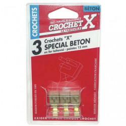 CROCHET X BETON LAITON   BLI3    TERFB