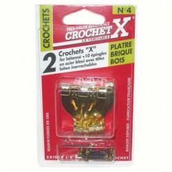 CROCHET X N 4 BLI 02P            TERF4