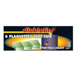 DIABLOTIN PLAQUETTE BTE DE 6     DIAZ6