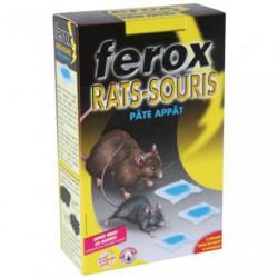 FEROX RAT SOURIS PATE APP.10X30G  PAT1