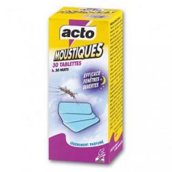 ACTO MOUSTIQ.RECH.TABLETTE X30    MAT3